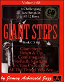Giant Steps Volume 68 With CD