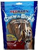 Cheap Redbarn Pet Products 785184250068 Redb Chew-A-Bulls Alt (3-Pack of 6)