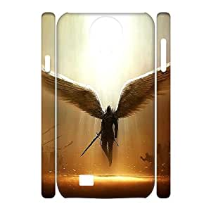 ANCASE Cell phone Cases Fantasy Angel Hard 3D Case For Samsung Galaxy S4 i9500