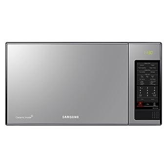 Samsung MS402MADXBB Encimera 40L 1050W Acero inoxidable - Microondas (Encimera, 40 L, 1050