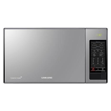 Samsung MS402MADXBB Encimera 40L 1050W Acero inoxidable ...