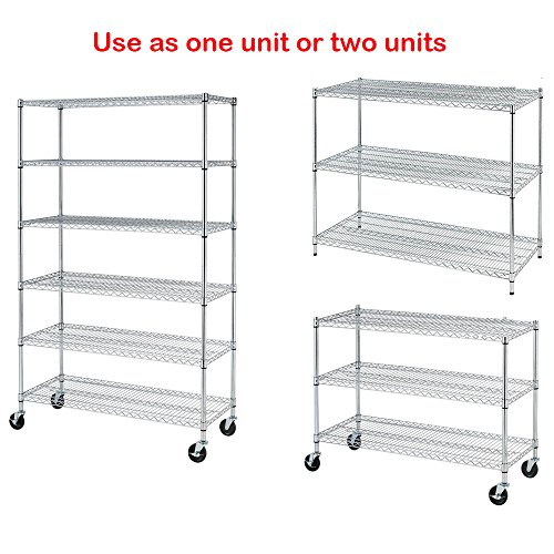 Buy chrome steel wire rack