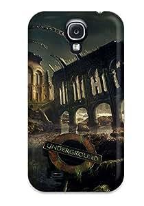 HermanLWilliams BrAMEbi4214tYaXi Case For Galaxy S4 With Nice Art Appearance wangjiang maoyi