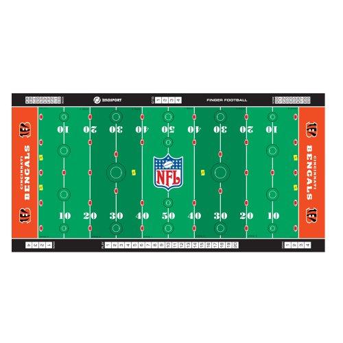 - NFL Cinncinati Bengals Finger Football Game Mat