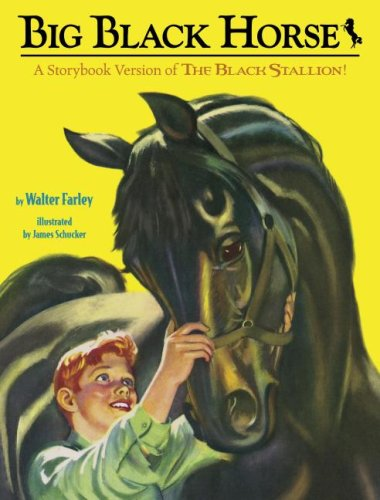 Big Black Horse (Picture Book)