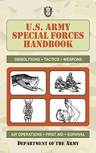 US Army Special Forces Handbook US Army Survival