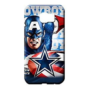 samsung galaxy s6 case cover Compatible pattern phone cover shell dallas cowboys