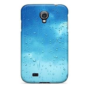 New Design Shatterproof WQPgd9470Wmsyt Case For Galaxy S4 (water On Display)
