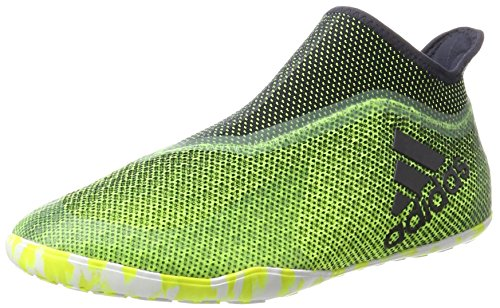 adidas X Tango 17+ Purespeed in, Scarpe per Allenamento Calcio Uomo Multicolore (Legend Ink F17/Legend Ink F17/Solar Yellow)