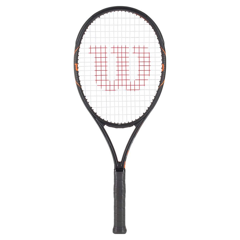 Wilson Burn (ウィルソン) Burn FST 99 テニスラケット Wilson G5 99 B01AWSRGSS, ブライトネスシルバー:1b1b429c --- cgt-tbc.fr