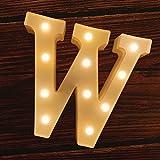 MUMUXI LED Marquee Letter Lights 26 Alphabet