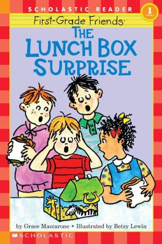 The First Grade Friends: Lunch Box Surprise (Hello Reader, Level 1) [Grace Maccarone] (Tapa Blanda)