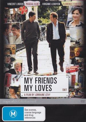 My Friends My Loves [Region 4]