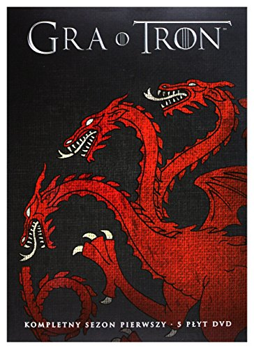 Game of Thrones Season 1 [5DVD] (English audio. English subtitles) (Game Of Thrones Subtitles compare prices)