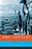 img - for Roman Shakespeare: Warriors, Wounds and Women (Feminist Readings of Shakespeare) by Coppelia Kahn (1997-04-23) book / textbook / text book
