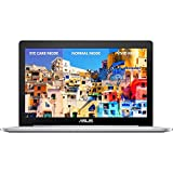 """Asus - Asus Zenbook Pro UX501 15.6"""" 4K Ultra HD Touch-Screen Laptop - Intel Core i7 - 16GB Memory - 512GB Solid State Drive - Silver"""