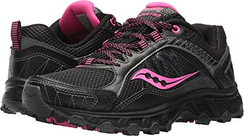 Grid Escape Pink Black Saucony Grey TR3 Womens 7B5pn7qPZ