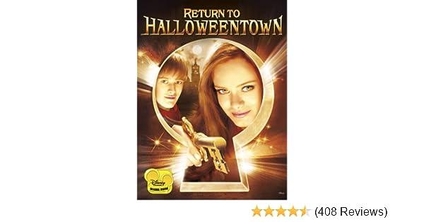Amazon Com Return To Halloweentown Sara Paxton Judith Hoag Lucas