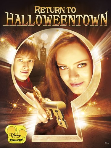 Return to Halloweentown (Good Halloween Movies Disney)
