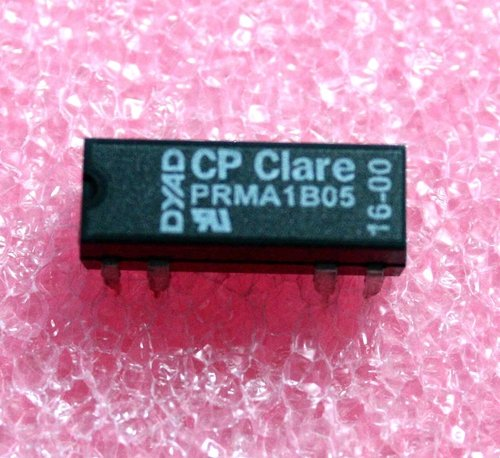 CP Clare 5V, SPST, PCB Mount Reed Relay