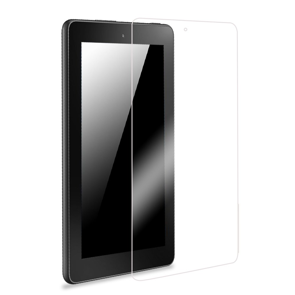 Fintie Tempered Glass Screen Protector for All-New Amazon Fire HD 8 7th 2017