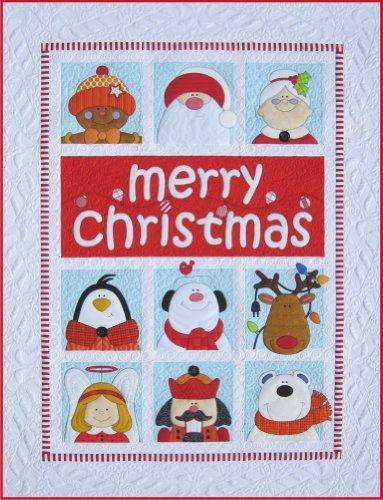 UPC 890848002270, Amy Bradley Merry Christmas Quilt Patterns