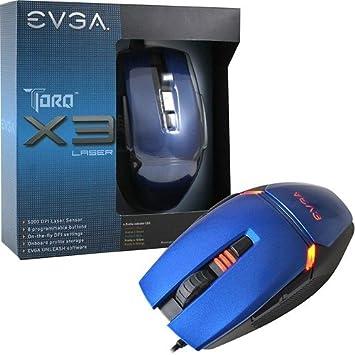 EVGA TORQ X3L Gaming Mpuse