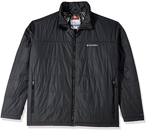 Interchange Buffalo Columbia Whirlibird Jacket Tall Melange Men's nPxPZ7