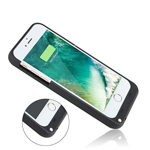 custodia protettiva iphone 8 plus con batteria