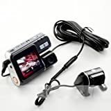 Provenice HD Dual Lens 720P Dashboard DVR Car vehicle Camera Video Recorder Cam G-sensor