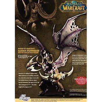 amazoncom warcraft shandris feathermoon night elf archer