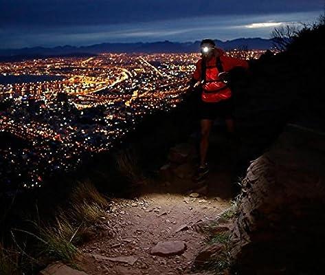 Led Lenser 6106 Linterna Frontal Seo 5 Rojo: Amazon.es: Deportes y ...