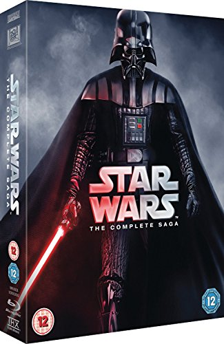 Star Wars - The Complete Saga [Blu-ray] by