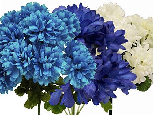 BalsaCircle-84-Chrysanthemum-Mums-Balls-Silk-Wedding-Flowers