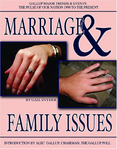 Marriage and Family Issues (Gallup Major Trends and Events)