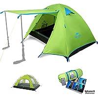 Topnaca Naturehike Professional Backpacking Tent 2 3 4...
