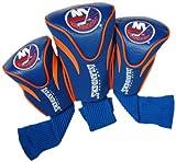 NHL New York Islanders 3 Pack Contour Head Covers