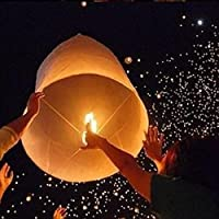 New 5X Love Heart KongMing Sky Lanterns Chinese Traditional Wishing Lamp Green Color By KTOY