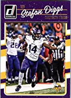 2016 Donruss #173 Stefon Diggs Minnesota Vikings Football Card