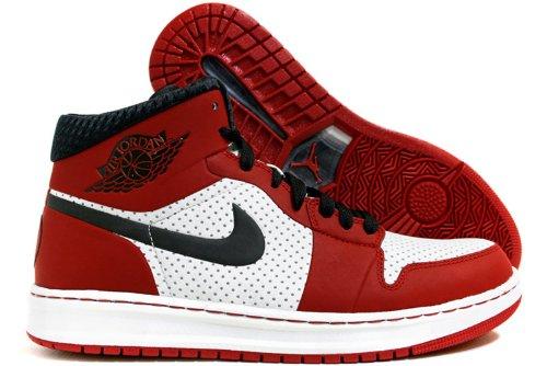 new concept 84ee1 a7ed7 ... white red blackjordan 3c452 369b3  ebay amazon mens nike air jordan  alpha 1 basketball shoe 392813 101 8.5 m basketball b4b39