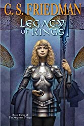 Legacy of Kings: Book Three of the Magister Trilogy