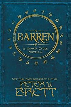 Barren by Peter Brett epic fantasy book reviews
