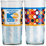 2013 Kentucky Derby 139 Mint Julep Glass
