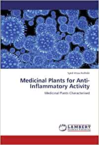anti inflammatory activity of medicinal plants thesis Department of pharmacy of several thousands of medicinal plants in in-vivo and in-vitro screening of medicinal plants for their anti-inflammatory activity.