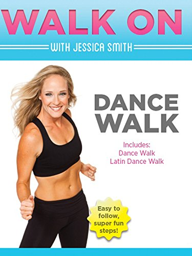 Latin Dances Dvd - Walk On: Dance Walk
