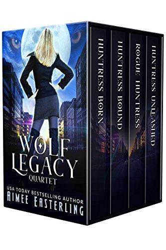 Quartet Legends (Wolf Legacy Quartet)