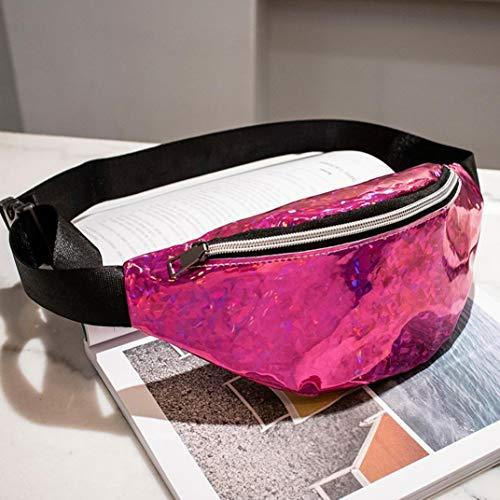 Mujer al Hot Bags Small Bolso Crossbody Pink para showsing Bule Hombro ngORqx