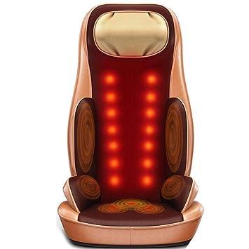 XSSD001 Masajeador Cervical multifunción Cuello Cintura Hombro Espalda Cuerpo Almohada eléctrica Cojín Amortiguador hogar, masajeador