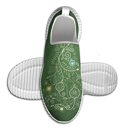 whenlucky-running-shoes-unisex-all-over-3d-printed-mesh-slip-on-funny-christmas-tree-breathable-shoe