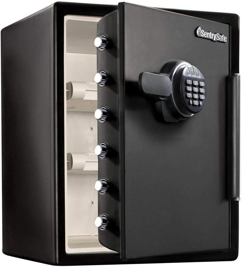 Sentry SFW205EVB 2.0 cu. ft. Fireproof Safe & Waterproof Safe with Digital Keypad